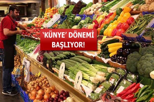 Sebze ve Meyve Ticaretinde 'Künye' Düzenlemesi