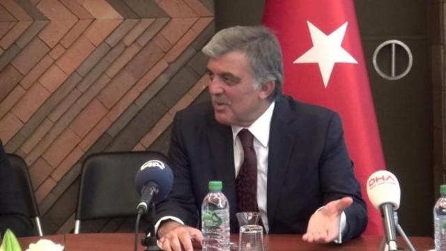 Abdullah Gül: OHAL'ler Bitmeli, Türkiye'nin Geleceği Güçlü Demokrasi