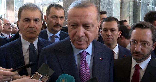 Erdoğan Gazetecilerin Darbe Sorusuna Sert Çıktı: Böyle Bir Şeye Siz İnanıyor Musunuz?