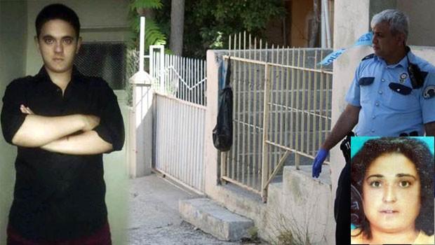 Şizofreni Hastası Genç, Annesinin Başını Kesip Kapıya Astı