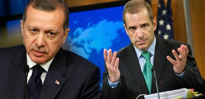 ABD'den Erdoğan'ın 'Teröre Destek Veriyorlar' Sözlerine Küstah Yanıt