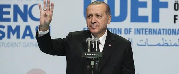 Erdoğan, Yabancı Öğrencilere Çalışma İzni Müjdesi Verdi!
