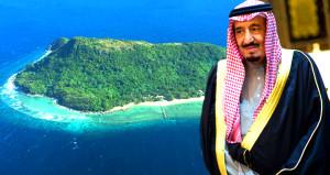 Mısır, Suudi Arabsitan'a Verdiği İki Adayı Kendi Toprağı İlan Etti