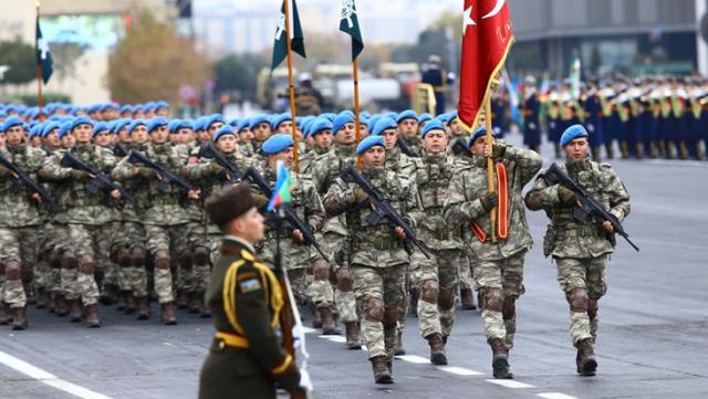 Anlamlı Destek! Türkiye, Bakü'deki Geçit Töreninde Azerbaycan'ın Şehit Sayısı Olan 2783 Askerle Hazır Bulunacak