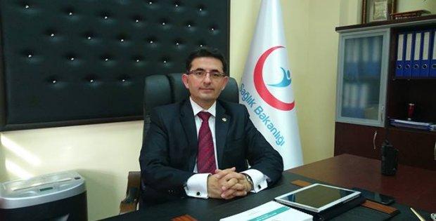 Sağlık Müdürü Kişioğlu, Nöbetçi Eczaneleri Gezdi