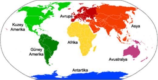 Kıtalar Hareket Eder mi?
