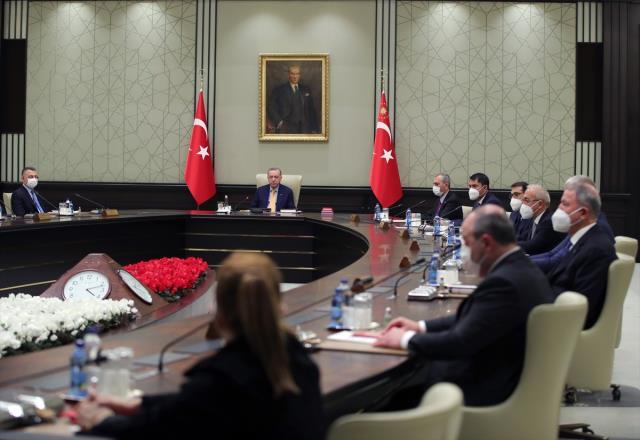 Normalleşme İçin Beklenen Gün! Tüm Gözler Kabine Sonrası Cumhurbaşkanı Erdoğan'ın Yapacağı Açıklamada