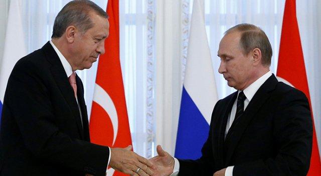 Türkiye ile Rusya Suriye Konusunda Anlaştı