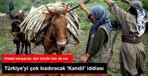 Türkiye'yi Kızdıracak Kandil İddiası: İran'a Petrol Satacaklar