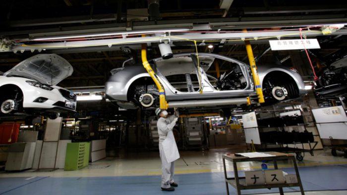 """""""Çip Krizi Japon Otomobil Üreticisi Mazda'yı Da Vurdu! 2 Fabrikada Üretime 10 Gün Ara Verilecek"""""""