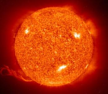 Güneşin Kütlesi Nedir?